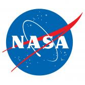 NASA logo: 