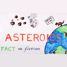 Asteroids: Fact vs Fiction