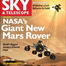 Sky & Telescope, December 2011