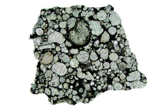 Semarkona meteorite