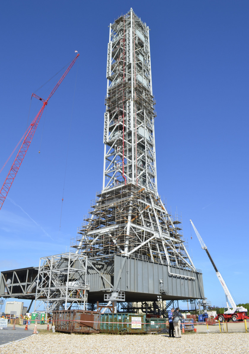 SLS Mobile Launch Tower