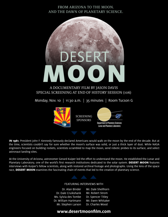 Desert Moon DPS screening