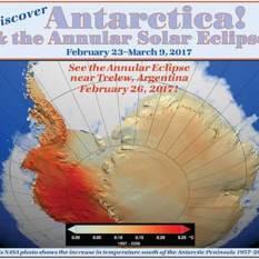 Antarctica and the Annular Solar Eclipse