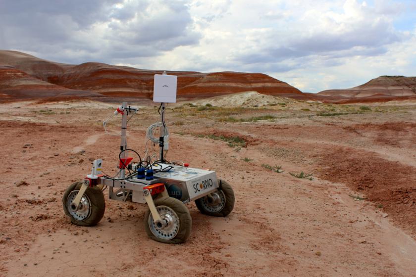 Scorpio Rover