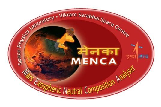Mars Exospheric Neutral Composition Analyser (MENCA) logo