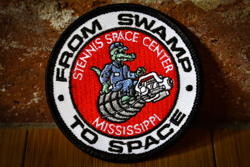 Swamp to space