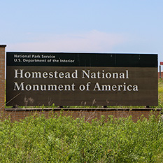 Homestead National Monument