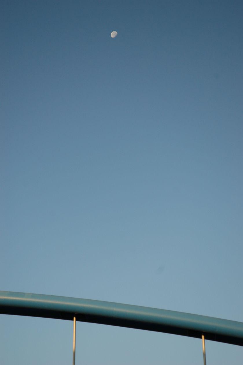 Moon over Ravenna