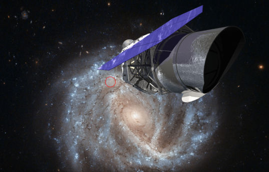The Wide-Field InfraRed Survey Telescope (WFIRST)