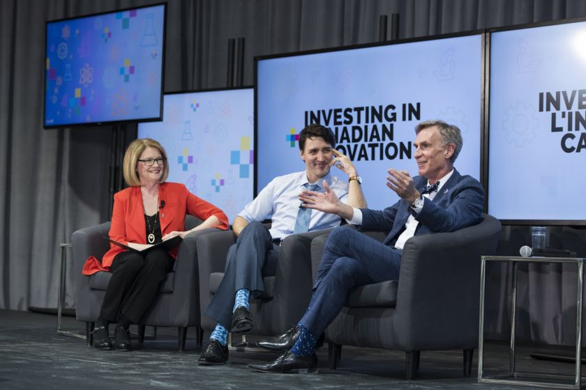 Investing in Canadian Innovation