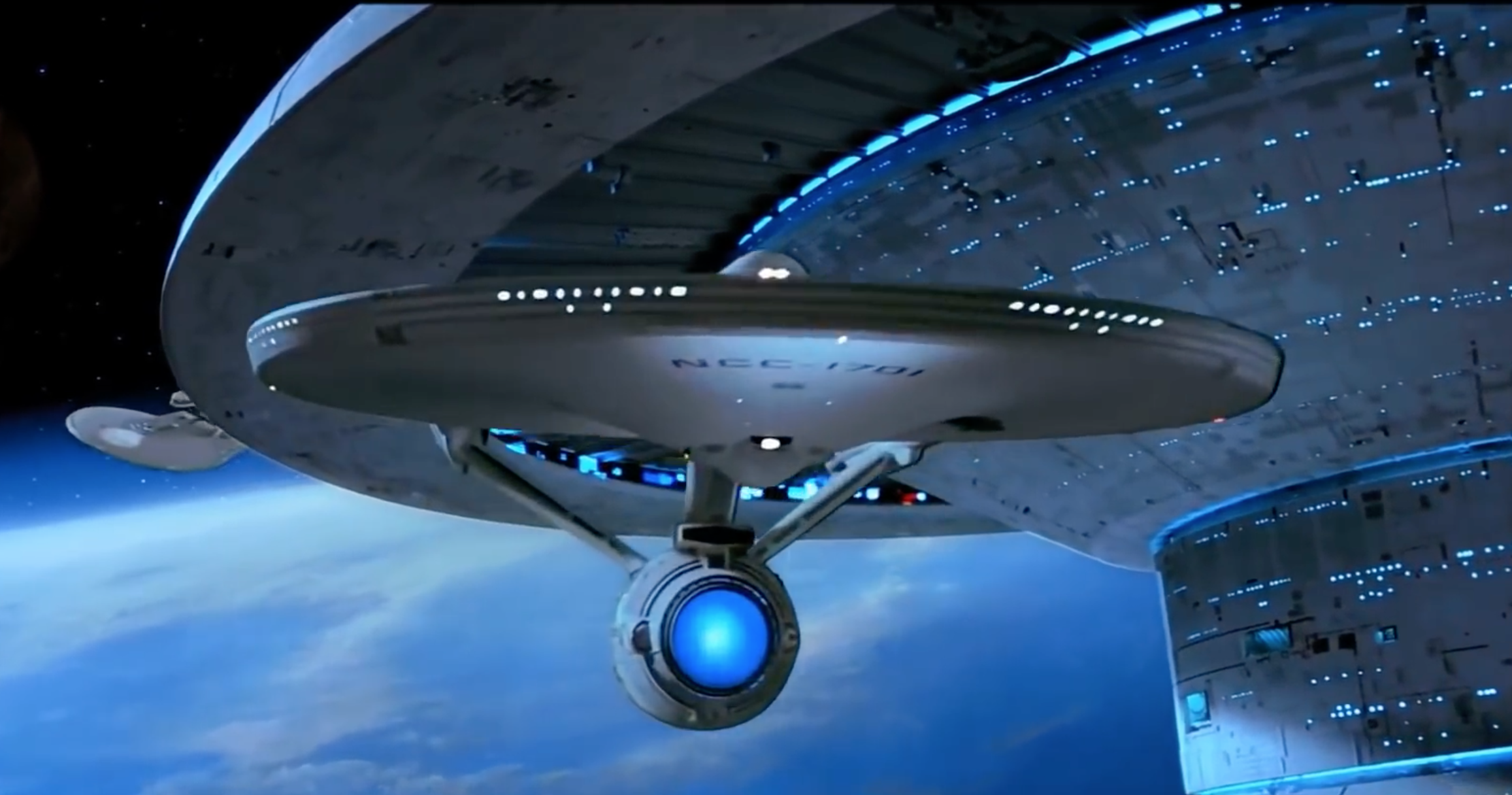 Funpost Someone Is Stealing The Enterprise The