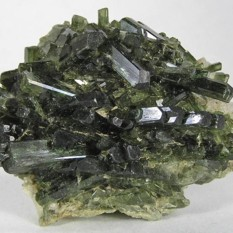 The pyroxene mineral diopside
