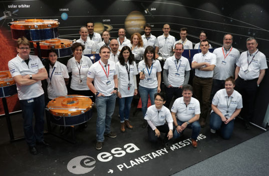 BepiColombo ground segment team