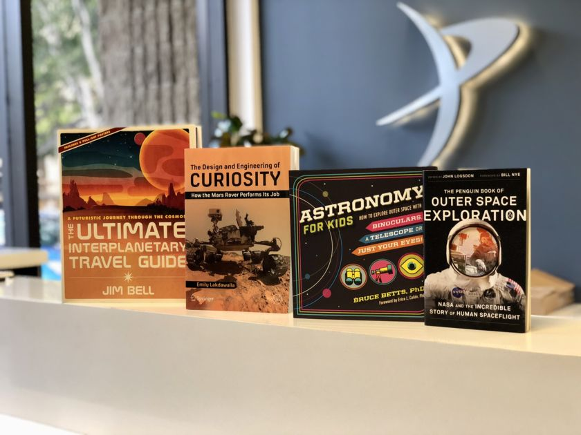 Jennifer Vaughn: Planetary books for all ages