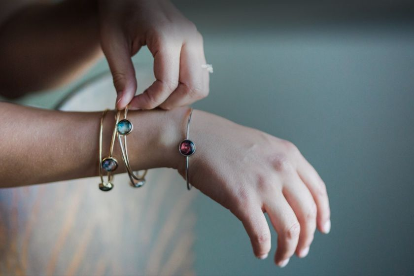 Robin Young: Night sky jewelry
