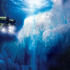 Underwater on Europa?