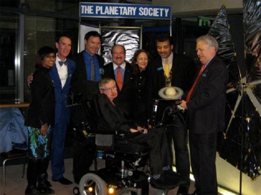 2010 Cosmos Award Ceremony
