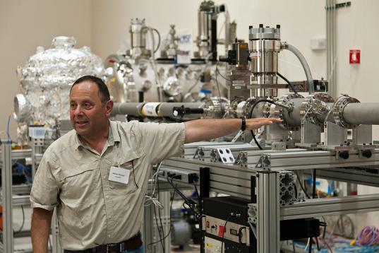 CCLDAS dust accelerator