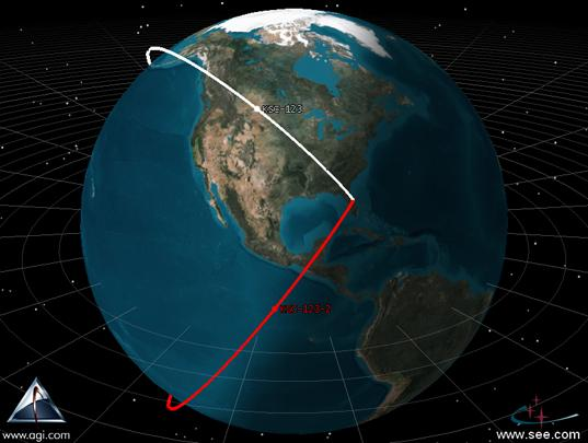 NROL-25 from Cape Canaveral