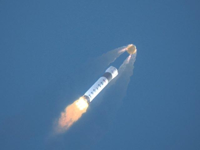 SpaceX's Falcon 9 Dragon launch abort system