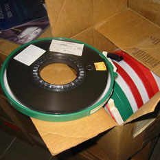 Pioneer Anomaly Data Tapes