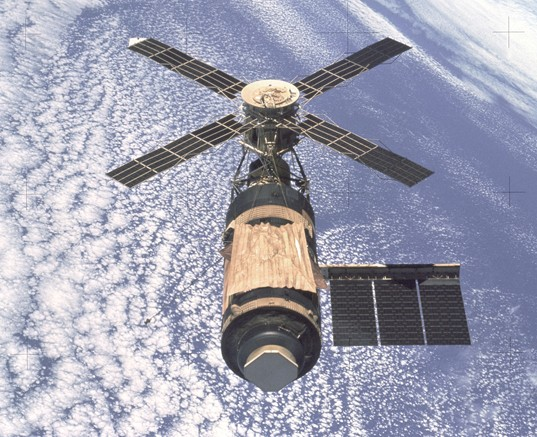 Skylab, America's first space station