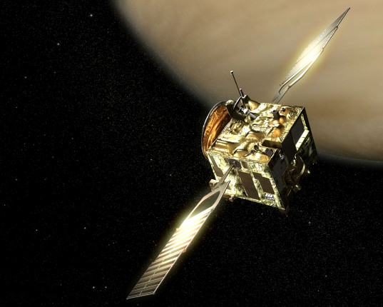 Venus Express in final orbit
