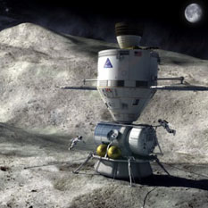 Human mission to an asteroid