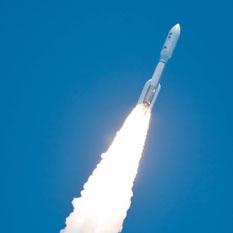 Juno launches to Jupiter