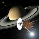 Cassini-Huygens at Saturn