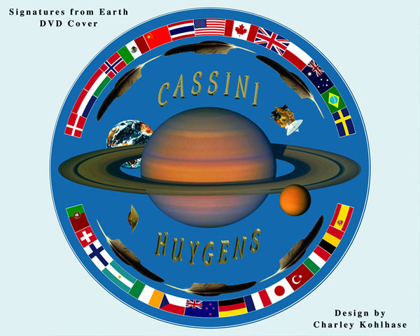 The Cassini Signature Disk