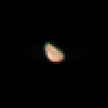 Deimos in color from Mars Reconnaissance Orbiter