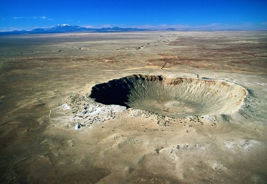 Barringer Meteor Crater, Arizona