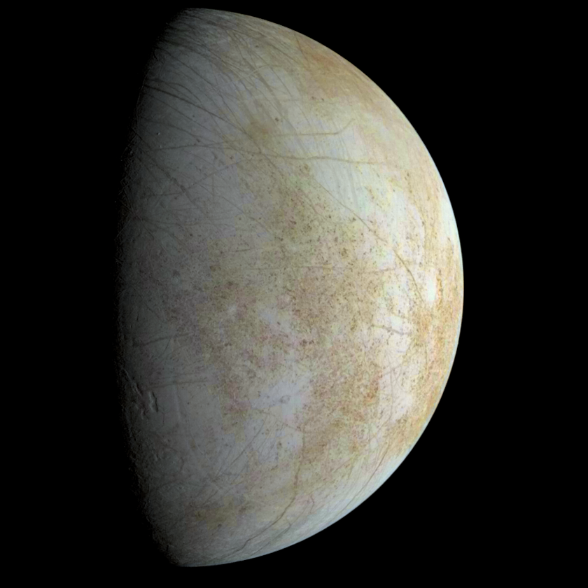 Europa from Galileo