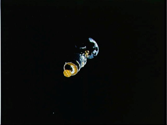 Bye-bye, Galileo