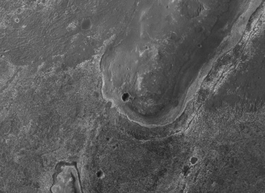 Opportunity on Endeavour's rim