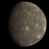 Mercury in color from MESSENGER