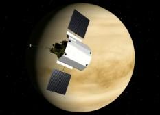 MESSENGER at Venus