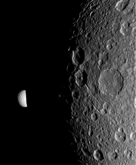 Mimas setting
