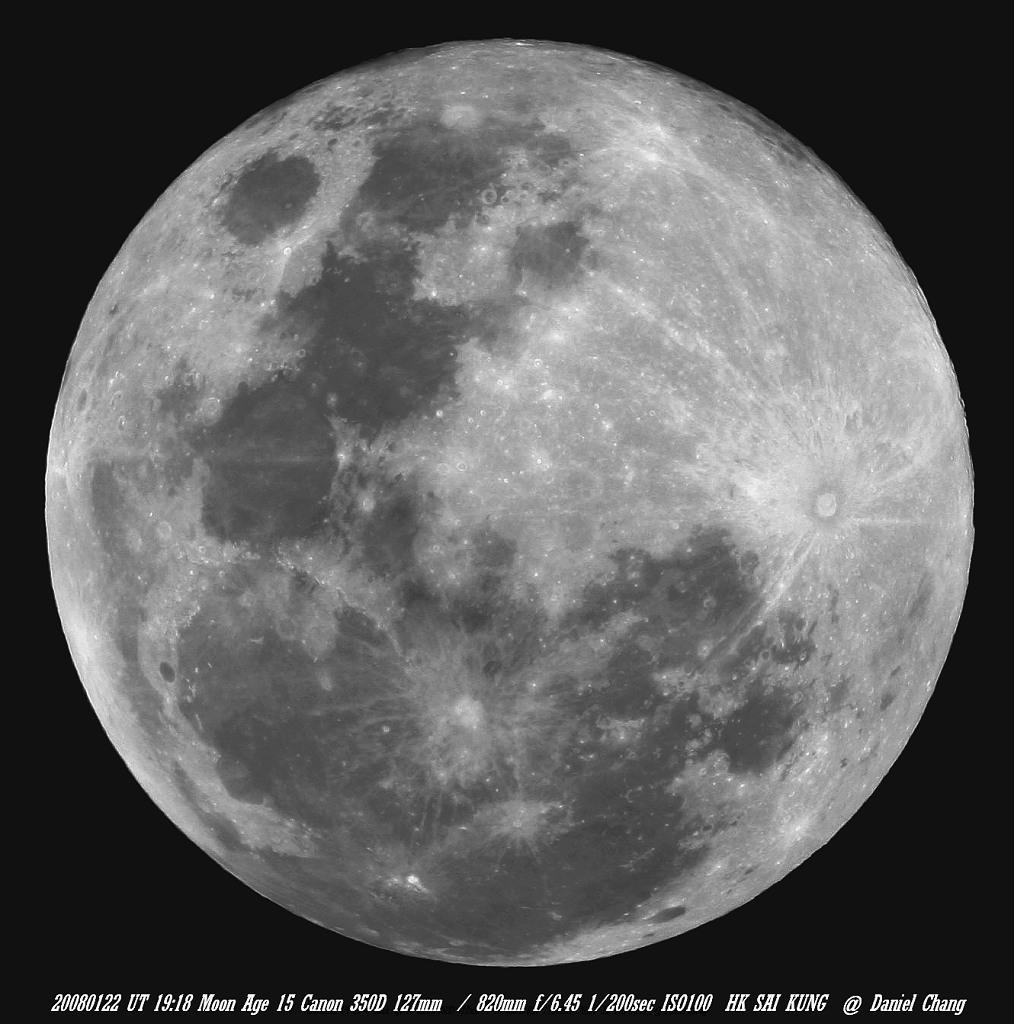 Full Moon: The Planetary Society