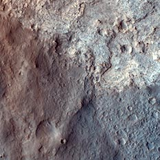 Curiosity's first destination: Glenelg