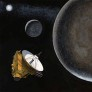 New Horizons at Pluto and Charon