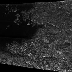 Titan's rivers and lakes