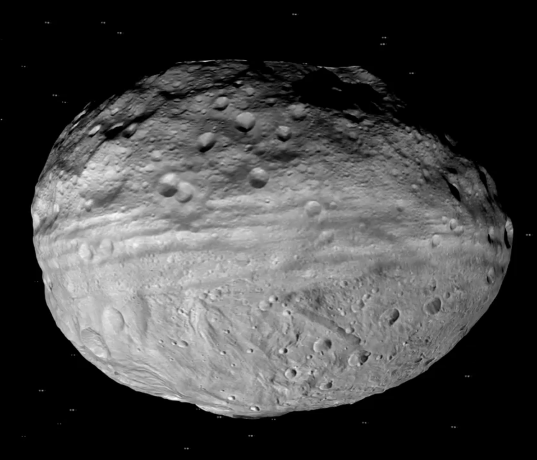 Vesta shape model
