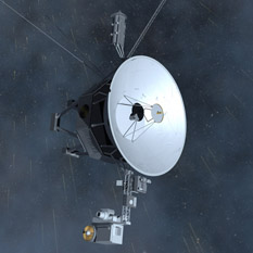 Voyager 2 in the solar wind