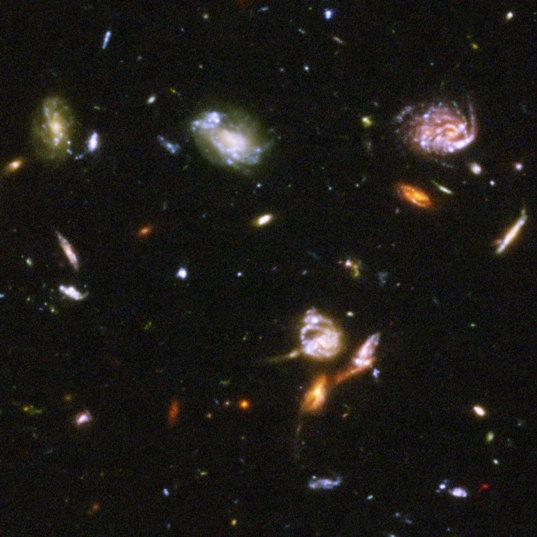 Hubble Space Telescope Deep Field