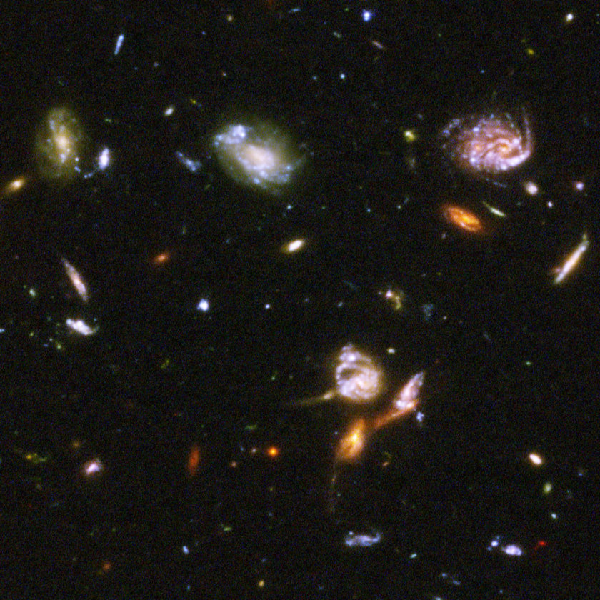 Hubble Space Telescope Deep Field