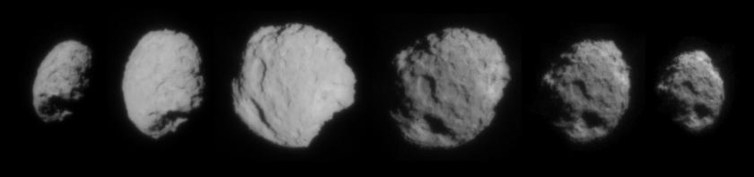 Stardust Flyby of Comet Wild-2