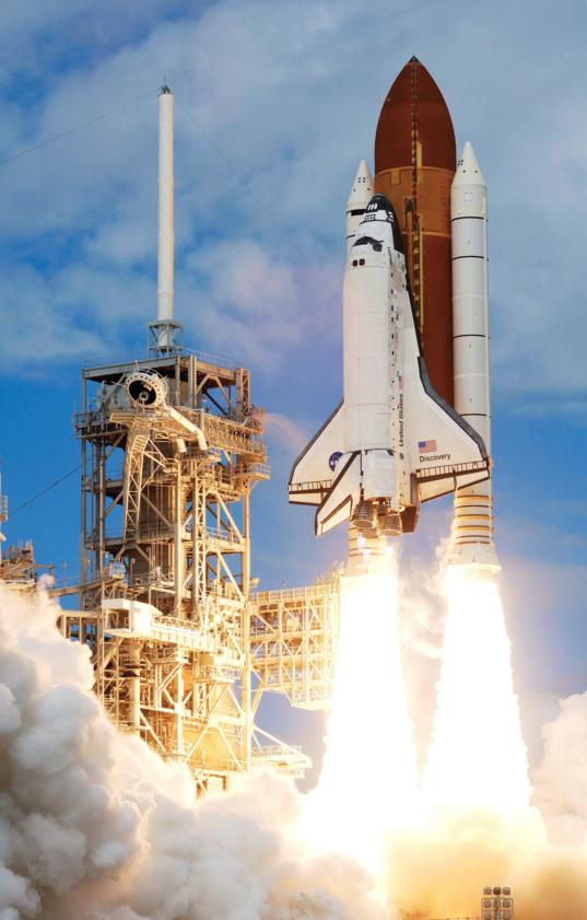 First Shuttle Launch