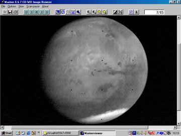 Mariner Mars '69 (a & b)